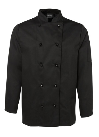 5CJ Chefs Jacket Long Sleeve UNISEX