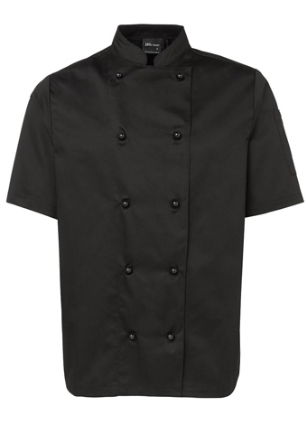5CJ2 Chefs Jacket Short Sleeve UNISEX