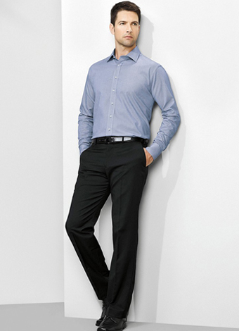 70112R Mens Flat Front Pant Regular