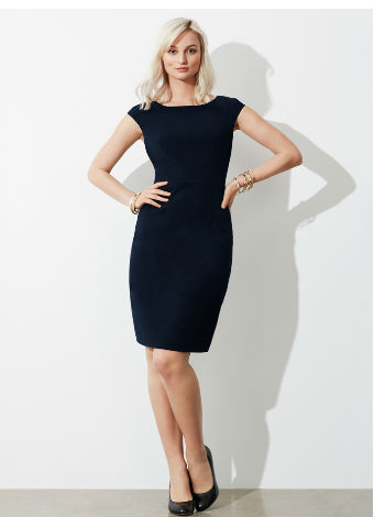BS730L Ladies Audrey Dress